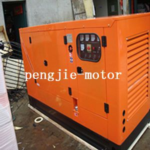 Chinese Made Cummins Brand Diesel Generator Silent with Low Noise