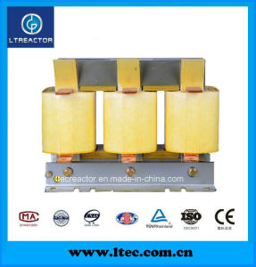 Three Phase Aluminum Foil AC Reactor Made in China pictures & photos