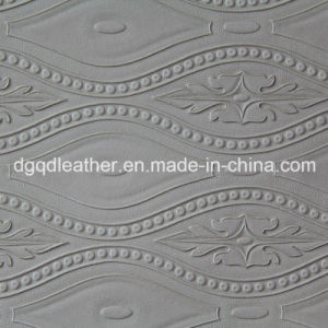 Decorate Furniture Semi-PU Leather (QDL-51329) pictures & photos