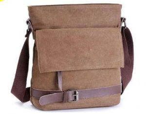 2016 Outdoor Shoulder Bag Men Canvas Shoulder Bag Sh-16050916 pictures & photos