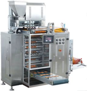 Pouch Powder Filling Machine