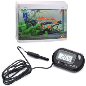 Professional Digital LCD Fish Tank Aquarium Thermometer for Hydroponics Aquaculture pictures & photos