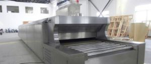 Lavash Bread Production Line /Industrial Baking Tunnel Oven pictures & photos