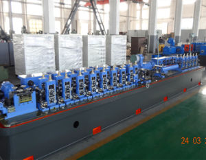 Wg16 High-Frequency Automatic Bundy Steel Pipe Making Machine pictures & photos