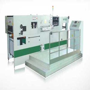 Automatic Hot Foil Stamping and Die Cutting Machine pictures & photos