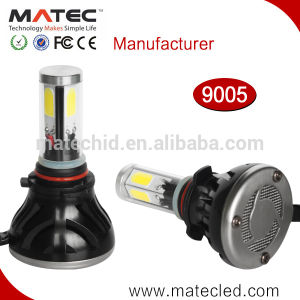 Fan Cooling 40W 4000lm LED Headlight 9005 pictures & photos