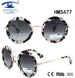 2016 New High Quality Acetate Sunglasses (HMS477) pictures & photos