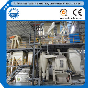 3t -5t/ Hour Animal Food Feed Pellet Mill/Poultry Feed Mill Complete Production Line pictures & photos