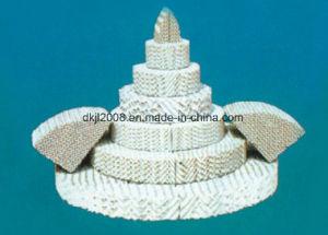 Ceramic Corrugated-Sheet Packing / Kerapak pictures & photos