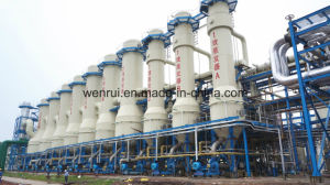 Vertical Long Tube Evaporator, Chemical Recovery