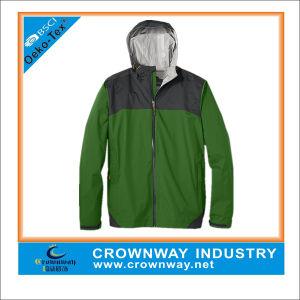 Lightweight Windproof Waterproof Running Rain Jackets for Men pictures & photos