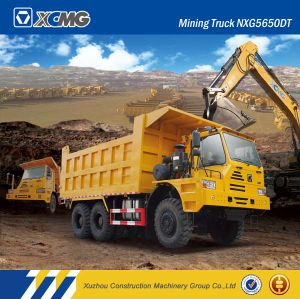 XCMG Official 36ton Mining Truck Nxg5550dt (more model for sales) pictures & photos