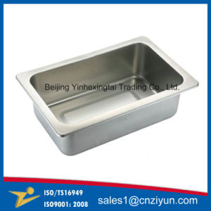 Customized Stainless Steel Container with Deep Drawing Processing pictures & photos