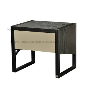 Modern Wooden Solid Wood Feet Nightstands I&D-N10532 (two colors) pictures & photos