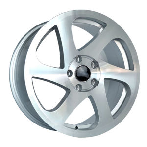 Flywheel Design Silver Alloy Wheels pictures & photos