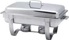 Chafing Dish for Keeping Food Warm (GRT-AT741L63-1/2) pictures & photos