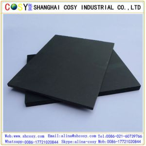 Hot Sale Black PVC Foam Sheet / Board for Engraving pictures & photos