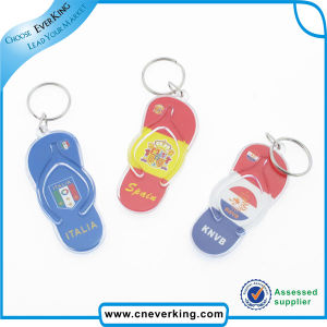 Promotional Gifts Fancy Cheap Custom Logo Print Key Ring pictures & photos