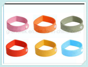 Hot Sell Micro Fiber Mosquito Repellent Band for Baby pictures & photos