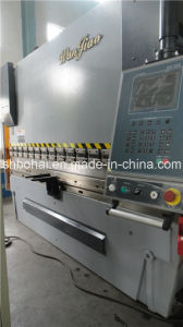 Hydraulic Press Brake, Psk 200t/3200mm Electro-Hydraulic Servo CNC Controlled Press Brake with Good Price pictures & photos