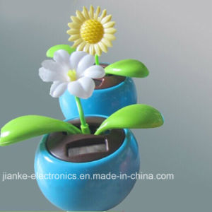 Flip Flap Solar Dancing Flower with Logo Printed (4021) pictures & photos