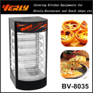 Electric Food Display Case for Catering Equipment (BV-8035)
