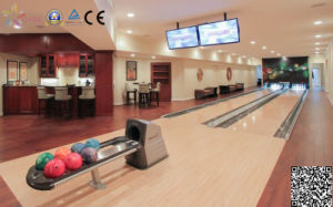 Home Bowling Alley with Free Installation pictures & photos