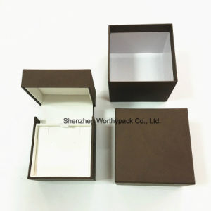 Luxury Leather Travel Watch Box Watch Travel Case for Mens pictures & photos