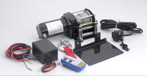 Power Winch ATV Winch 3000lb with CE Approved pictures & photos