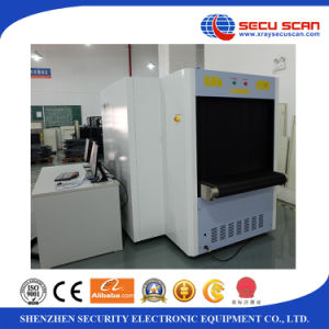 AT100100 Airport X Ray Luggage Scanner System Metal detectors SECUSCAN pictures & photos