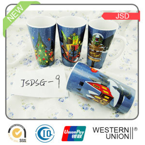 500ml Ceramic Coffee Mug pictures & photos