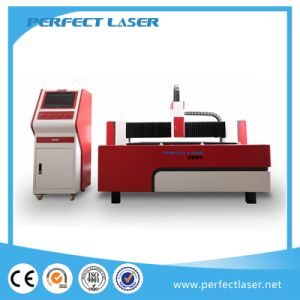 Fast Speed and Lowcost 500W-2000W Fiber Metal Laser Cutting Machine pictures & photos