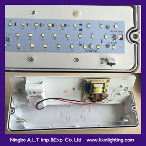 Maintain LED Emergency Bulkhead Light with Diffuser Drop Down and with Exit Running Man pictures & photos