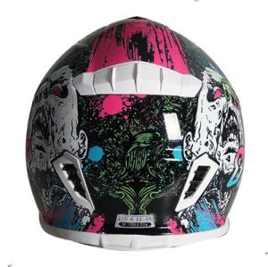 New Design Motocross Helmets Motobike Helmets ECE/DOT Approvel pictures & photos