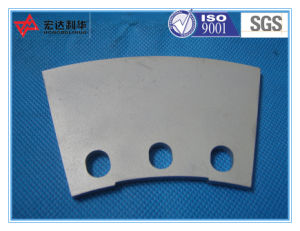 Tungsten Carbide Fan Shaped Blade pictures & photos