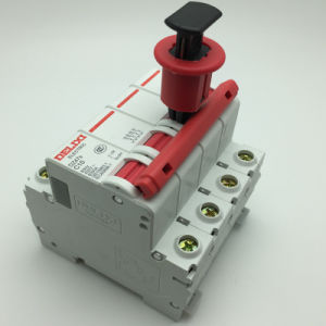 Pin out Standard Miniature Circuit Breaker MCB Safety Lockout pictures & photos