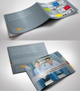 Saddle Stitch Catalog Printing Service (jhy-244)