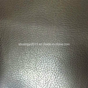 Sylx160530-30 Semi PU Synthetic Leather for Shoes pictures & photos