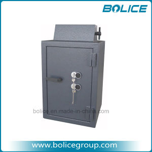 Heavy Duty Burglary Top Loading Depository Safe Box pictures & photos