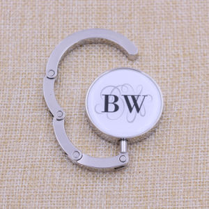 Ladies Gifts Promotion Custom Logo Purse Hanger for Sale pictures & photos
