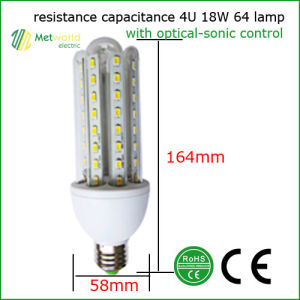 4u 64 Lamp 18W LED Energy-Saving Lamp pictures & photos