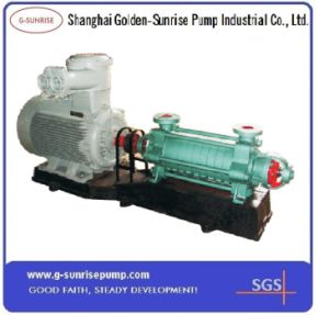 Dg Series Horizontal Multistage Boiler Feed Centrifugal Water Pump