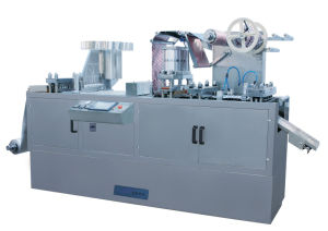 Aluminum Blister Packing Machine (Alu/Alu) pictures & photos