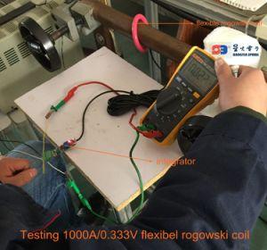 Flexible Rogowski Coil Air-Core Coil for Energy Analyzer Data Loggers pictures & photos