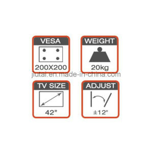 DVD/AV Component Mount Fit for 37′′ pictures & photos