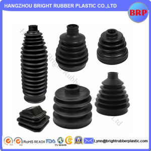 OEM Various Hardness and Shape Custom Molded Rubber Bellows pictures & photos