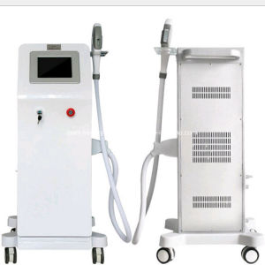 New Design IPL Shr Opt Laser Permanent Hair Removal Machine pictures & photos