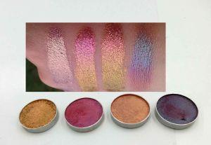 Popular Iridescent Pigmented Eyeshadow, Holographic Eyeshadow