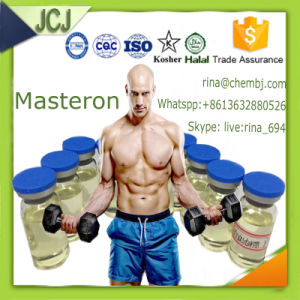 Injectable Steroids Dromostanolone Propionate Prohormone Masteron for Muscle Gain pictures & photos