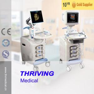 4D Color Doppler Ultrasound Scanner (THR-CD5000) pictures & photos